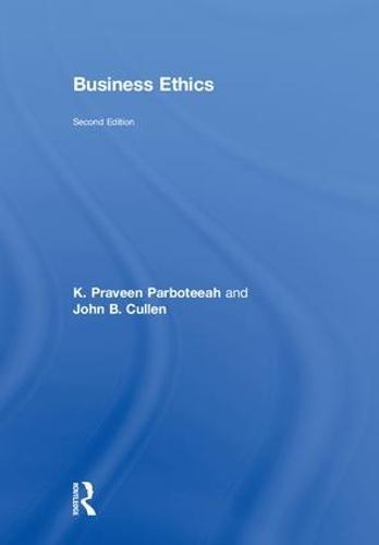 Business Ethics (Hardback)