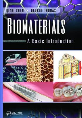 Biomaterials: A Basic Introduction (Paperback)