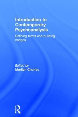 Introduction to Contemporary Psychoanalysis: Defining terms and building bridges (Hardback)