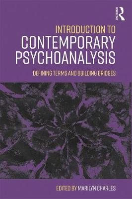 Introduction to Contemporary Psychoanalysis: Defining terms and building bridges (Paperback)