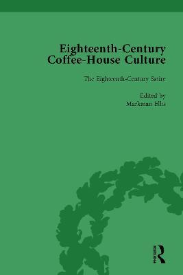 Eighteenth-Century Coffee-House Culture, vol 2 (Hardback)