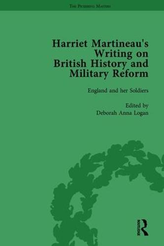 Harriet Martineau's Writing on British History and Military Reform, vol 6 (Hardback)