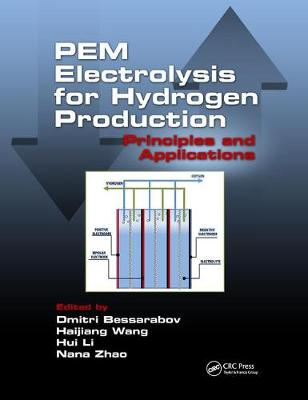 PEM Electrolysis for Hydrogen Production: Principles and Applications (Paperback)