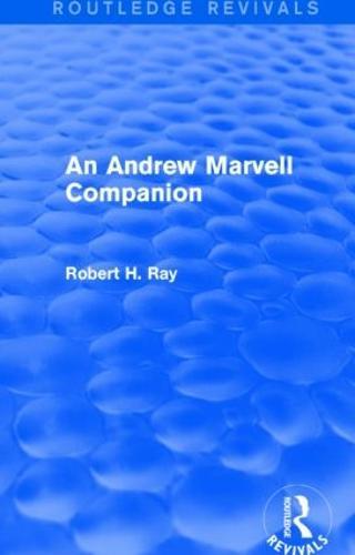An Andrew Marvell Companion (Hardback)
