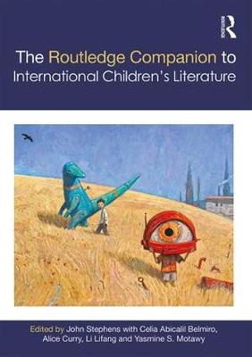 The Routledge Companion to International Children's Literature - Routledge Literature Companions (Hardback)