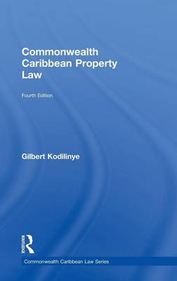 Commonwealth Caribbean Property Law - Commonwealth Caribbean Law (Hardback)