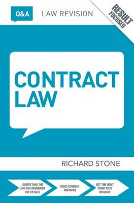 Q&A Contract Law - Questions and Answers (Paperback)