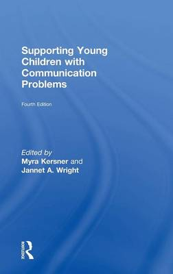 Supporting Young Children with Communication Problems (Hardback)