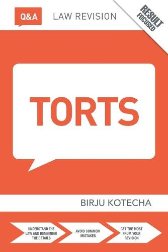 Q&A Torts - Questions and Answers (Paperback)