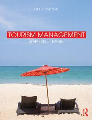Tourism Management (Paperback)