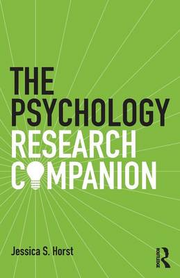 The Psychology Research Companion: From student project to working life (Paperback)