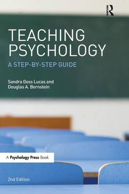 Teaching Psychology: A Step-By-Step Guide, Second Edition (Paperback)
