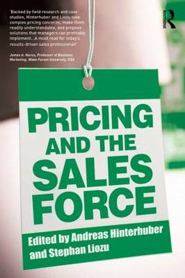 Pricing and the Sales Force (Paperback)