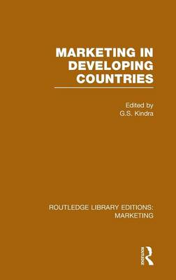 Marketing in Developing Countries - Routledge Library Editions: Marketing (Hardback)
