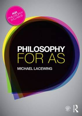 Philosophy for AS: Epistemology and Philosophy of Religion (Paperback)