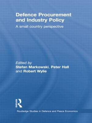 Defence Procurement and Industry Policy: A small country perspective (Paperback)