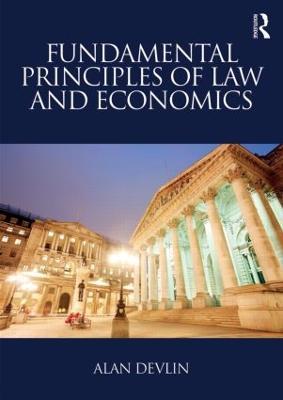 Fundamental Principles of Law and Economics (Paperback)
