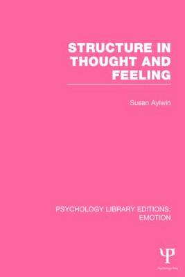 Structure in Thought and Feeling (Paperback)