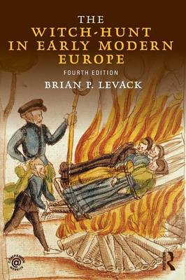 The Witch-Hunt in Early Modern Europe (Paperback)