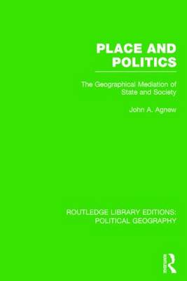 Routledge Library Editions: Political Geography - Routledge Library Editions: Political Geography (Hardback)