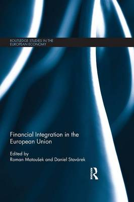 Financial Integration in the European Union (Paperback)