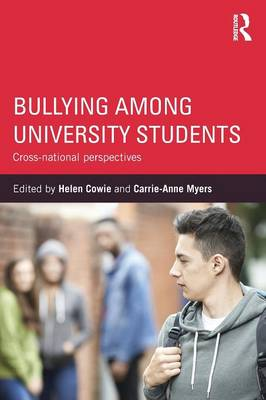 Bullying Among University Students: Cross-national perspectives (Paperback)