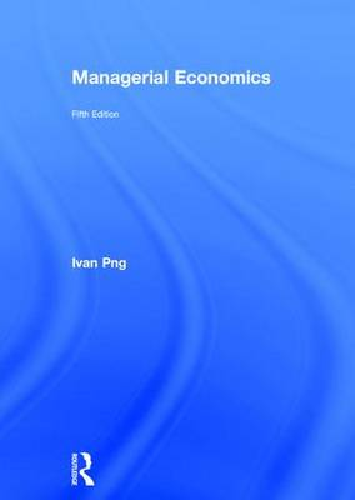 Managerial Economics (Hardback)