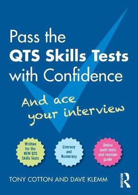 Pass the QTS Skills Tests with Confidence: And ace your interview (Paperback)