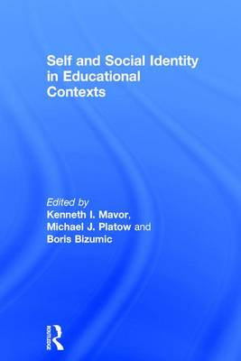 Self and Social Identity in Educational Contexts (Hardback)