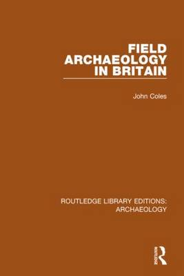 Field Archaeology in Britain (Paperback)