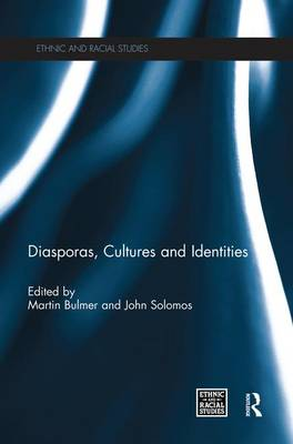 Diasporas, Cultures and Identities - Ethnic & Racial Studies (Paperback)
