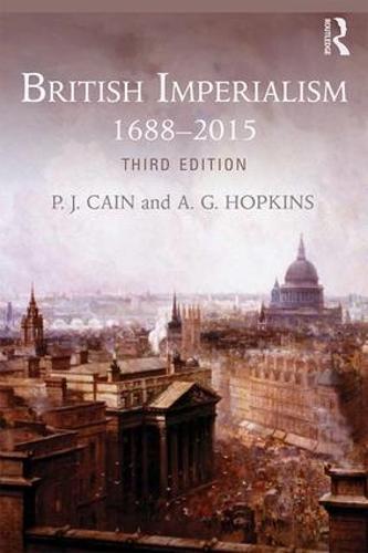 British Imperialism: 1688-2015 (Paperback)