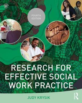 Research for Effective Social Work Practice (Paperback)