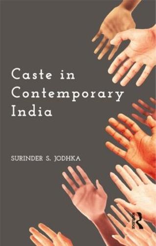 Caste in Contemporary India (Hardback)