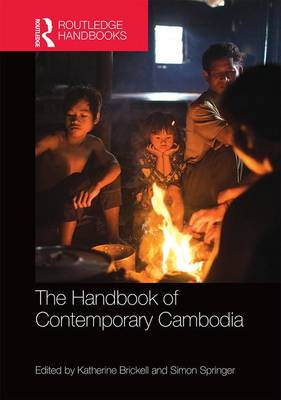 The Handbook of Contemporary Cambodia (Hardback)