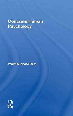 Concrete Human Psychology (Hardback)