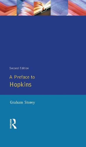 A Preface to Hopkins - Preface Books (Hardback)