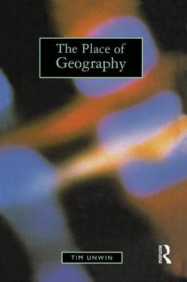 The Place of Geography (Hardback)