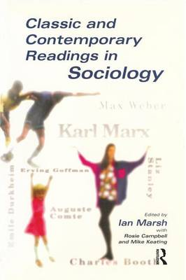 Classic and Contemporary Readings in Sociology (Hardback)