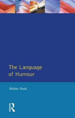 The Language of Humour (Hardback)