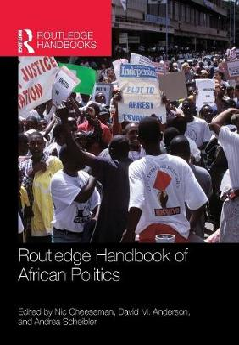 Routledge Handbook of African Politics (Paperback)