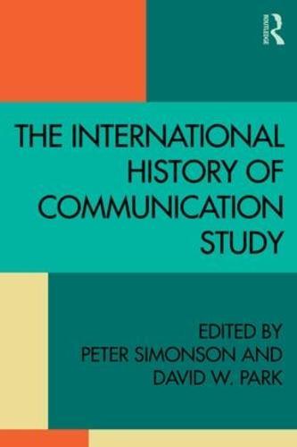 The International History of Communication Study (Paperback)
