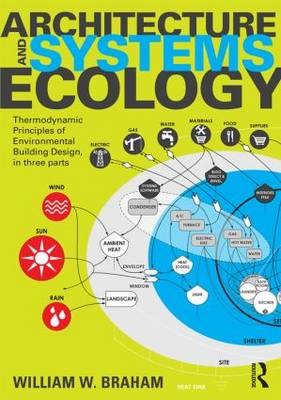 Architecture and Systems Ecology: Thermodynamic Principles of Environmental Building Design, in three parts (Hardback)