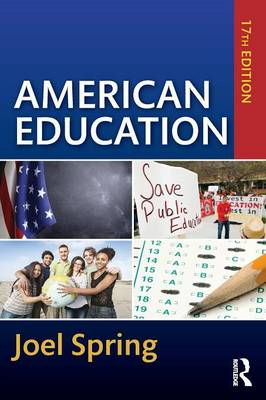 American Education - Sociocultural, Political, and Historical Studies in Education (Paperback)