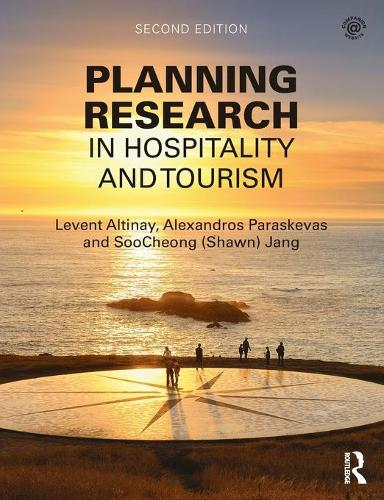 Planning Research in Hospitality and Tourism (Paperback)