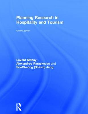 Planning Research in Hospitality and Tourism (Hardback)