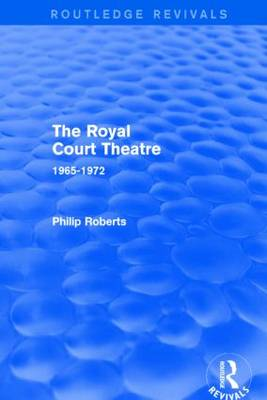 The Royal Court Theatre: 1965-1972 (Paperback)
