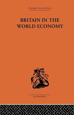 Britain in the World Economy (Paperback)