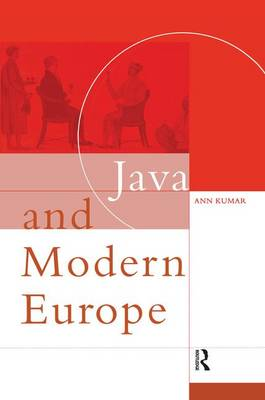Java and Modern Europe: Ambiguous Encounters (Paperback)