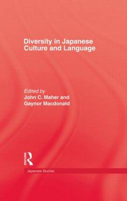 Diversity In Japanese Culture (Paperback)